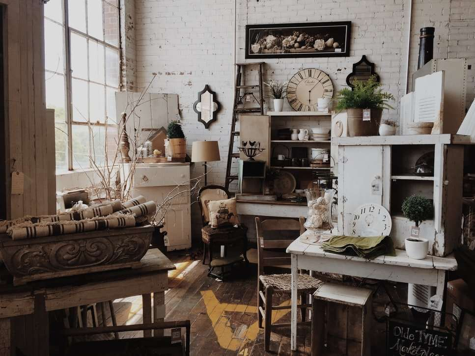 antique mall shopping tips