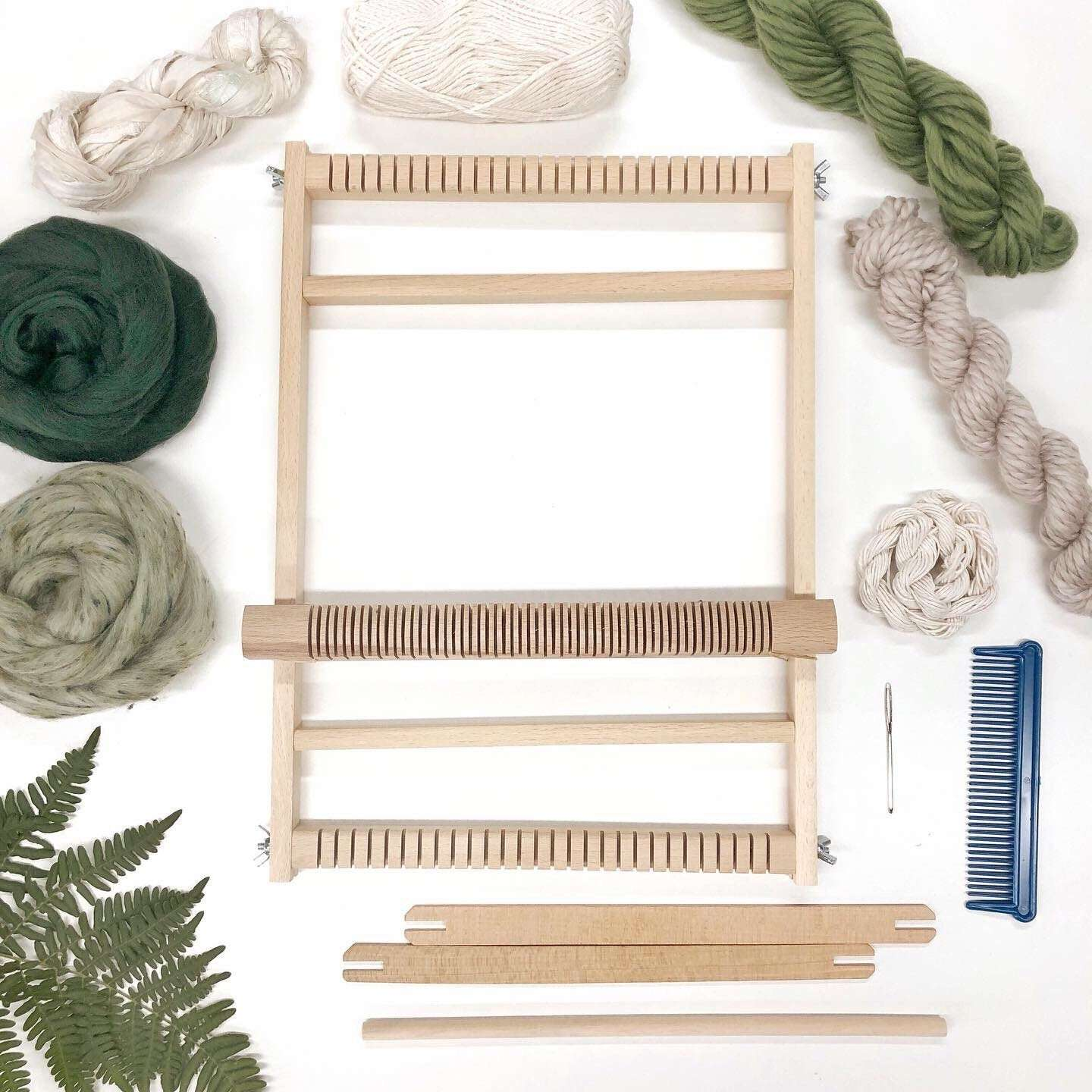 weaving beginner kit